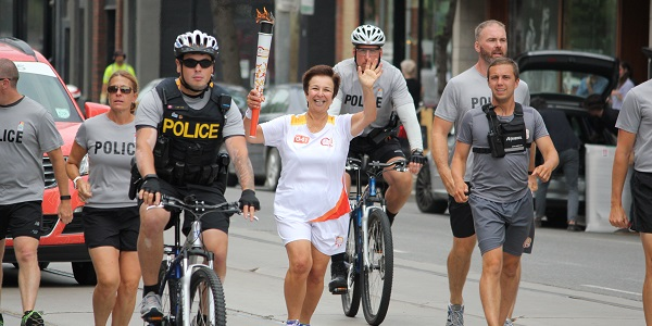 Pan Am Torch