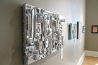 """Silver City Scape"" by Gregg Allan McGivern"